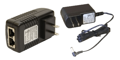Maxxwave Power Supplies and PoE Injectors