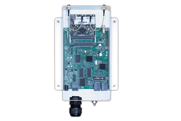 UBTik 433 Dual-Band MiMO MikroTik Access Point for Ubiquiti Antennas