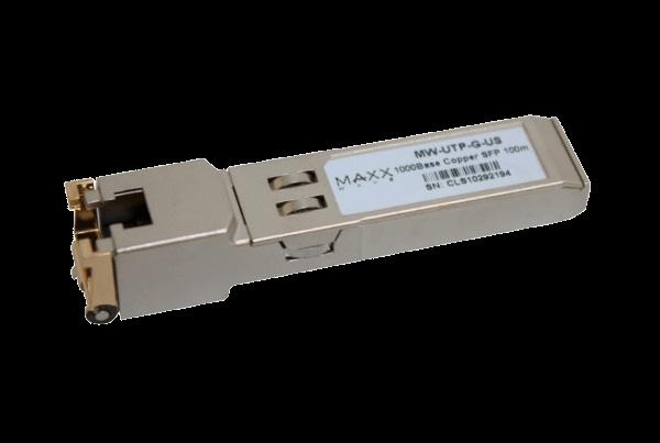 1.2Gbit Copper 1000BaseT SFP Fiber Module