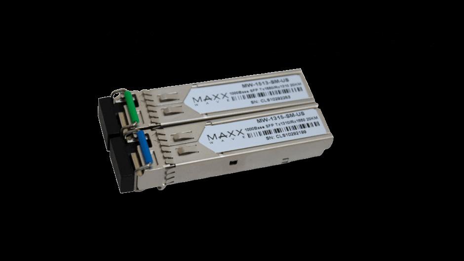 Maxxwave MW-1315-WDM-SM-PAIR