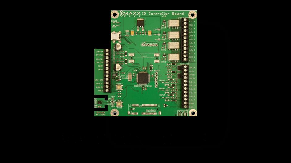 Maxxwave MW-IO-CONTROLLER-TH