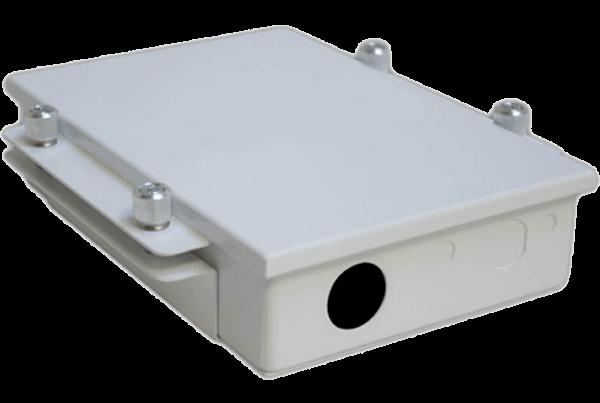 UBTik 411 MikroTik Access Point for Ubiquiti Antennas (Enclosure Only)